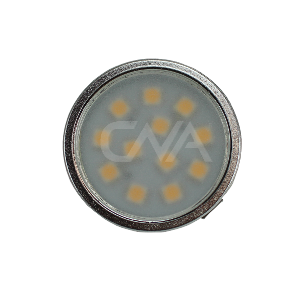 LED 12SMD Puck - Recessed Mount
